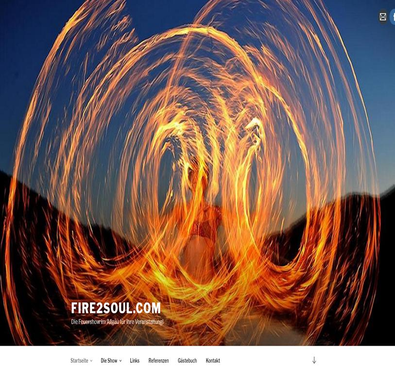 Fire2Soul - DIE Feuershow im Allgäu