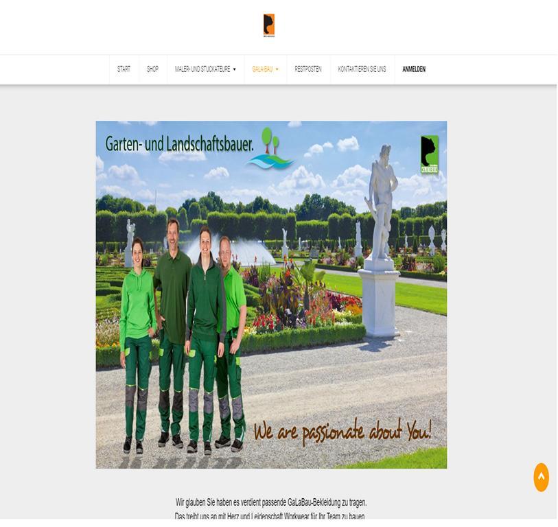 Sicherheitsschuhe für Galabau, Landschaftsgärtner