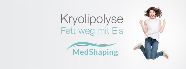 Fett wegfrieren - Pfunde verlieren durch Kryolipolyse