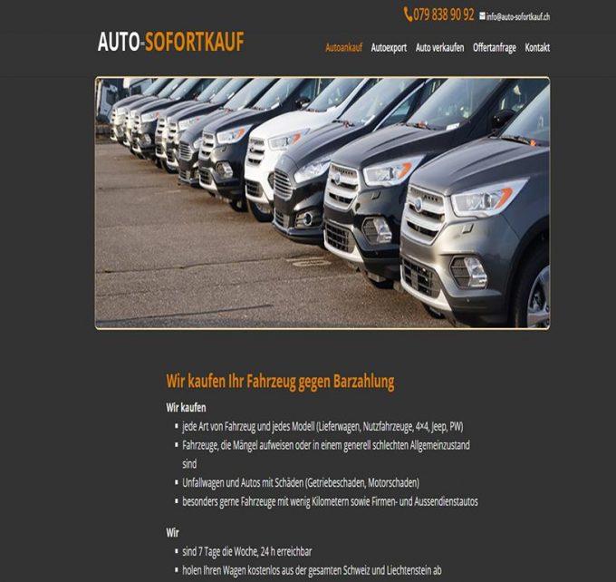 Autoankauf Zürich – auto-sofortkauf.ch
