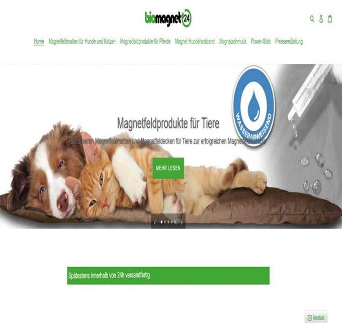 Biomagnet24 – Weihnachten mit 10% Gutschein