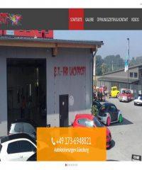 Autolackierungen Burgau bei ET Lackprofi