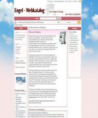Engel – Webkatalog