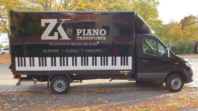 Klaviertransport Berlin – ZK Piano Transporte