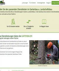 Garten zeitaufwendig selber pflegen?