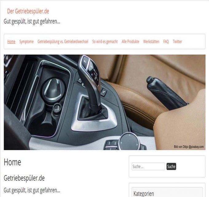 Getriebespülung für mehr Fahrkomfort