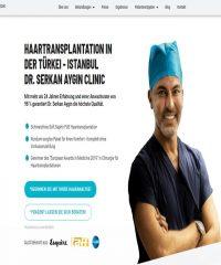 Dr. Serkan Aygin Clinic I Haaartransplat