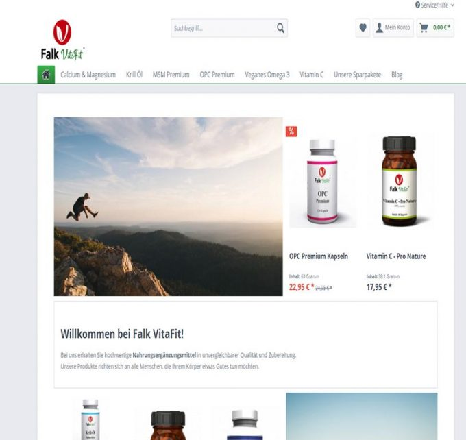 Vitamine und pflanzliche Mineralstoffe online bestellen