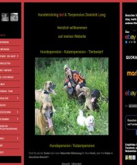 Hundepension – Katzenpension – Tierbedarf