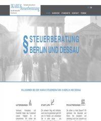 Ikarus Steuerberatung Berlin und Dessau