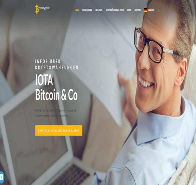 Informationen über Kryptowährungen