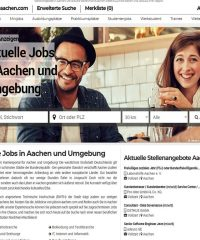 Stellenportal Aachen – jobs-in-aachen.com