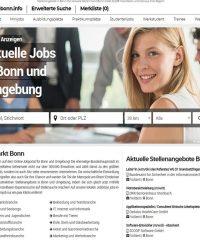 Stellenmarkt Bonn – jobs-in-bonn.info