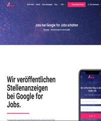 Jobs bei Google: Stellenanzeigen günstig in Google einstellen