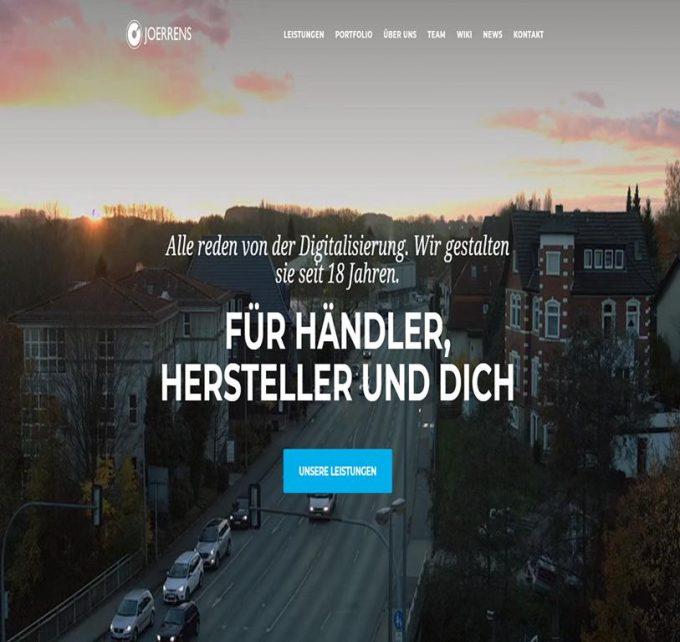 Joerrens Webdesign Agentur