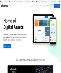Kryptowährungen kaufen auf bitpanda.com