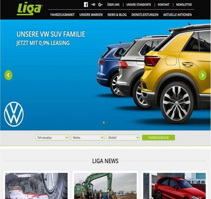 LIGA Lindengut-Garage AG – VW Garage St.