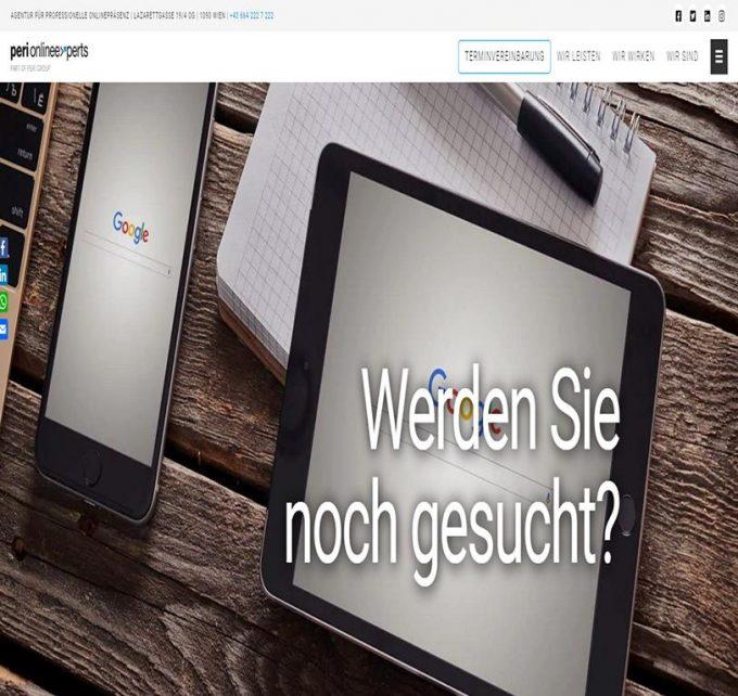 Onlineexpert -Agentuer fur professionelle Onlinepräsenz