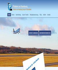 Parken Hamburg Flughafen mit Hanse