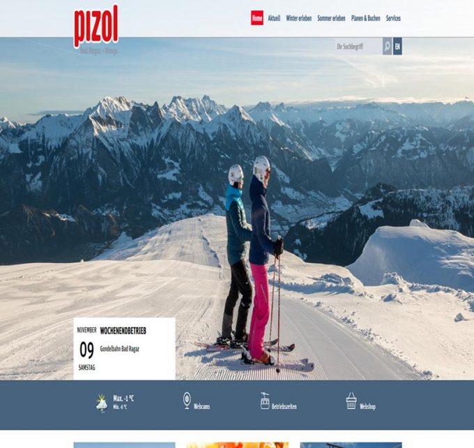 Pizol Bergbahnen – Ski Ferien am Pizol