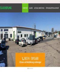 SVJ Autolackierung in Kempten mit KFZ Werkstatt und Gasumrüstungen
