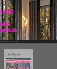 Samt und Seide das mobile Gardinenstudio aus Kempten im Allgäu