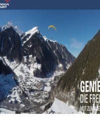 Tandemfliegen Vorarlberg