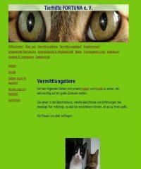 Tierhilfe FORTUNA e. V. München