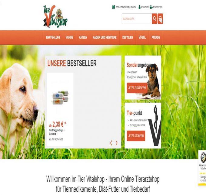 Tiermedizin und Diätfutter