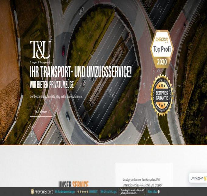 Haushaltsauflösung deutschlandweit durch Umzugsfirma mit TOP Umzugsservice