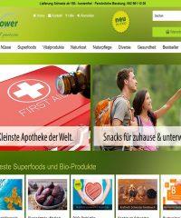 Vitapower AG – Datteln, Kokosöl und Kurkuma