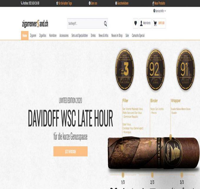 Die grosse Leidenschaft der Zigarrensammler