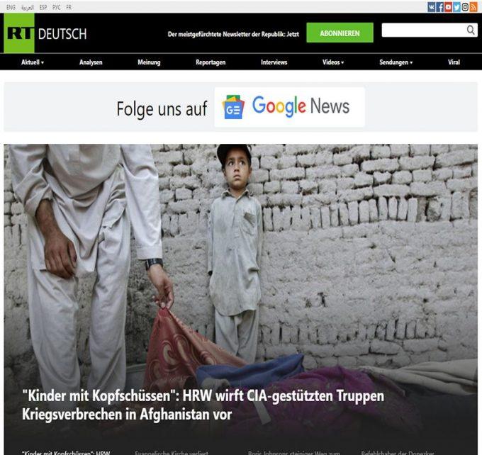 deutsch.rt.com – Nachrichten abseits der Lügenpresse