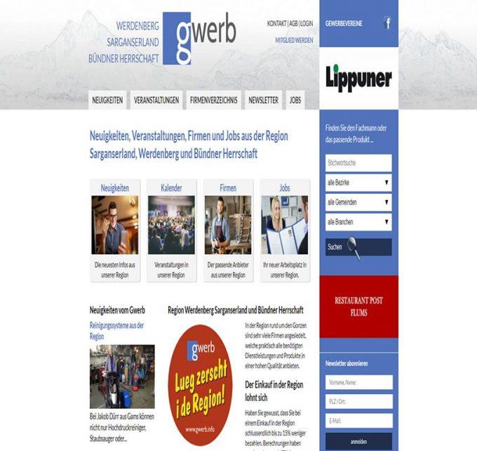 gwerb.info – Veranstaltungen Buchs