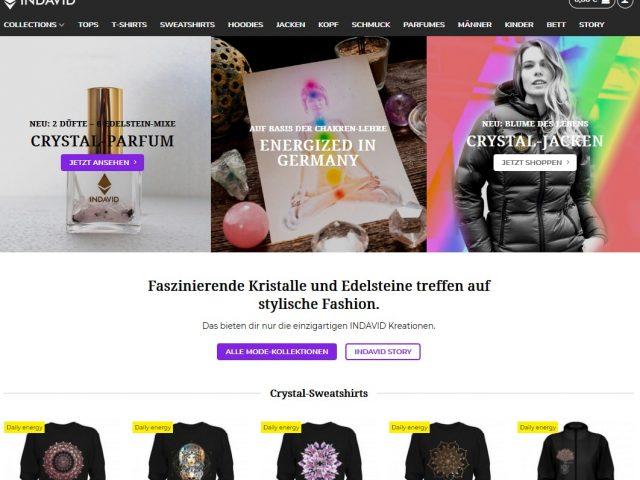 INDAVID – Mode mit Edelsteinen und Kristallen