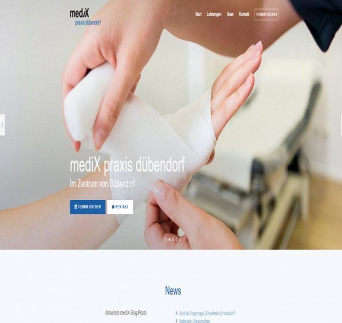 mediX praxis dübendorf – Arzt