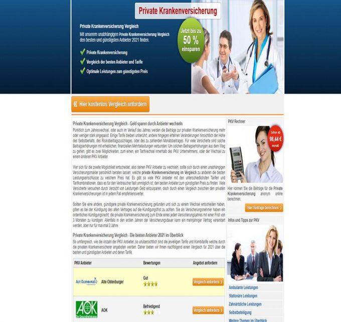 private-krankenversicherung-js.de – Infos und Tipps über die private Krankenversicherung
