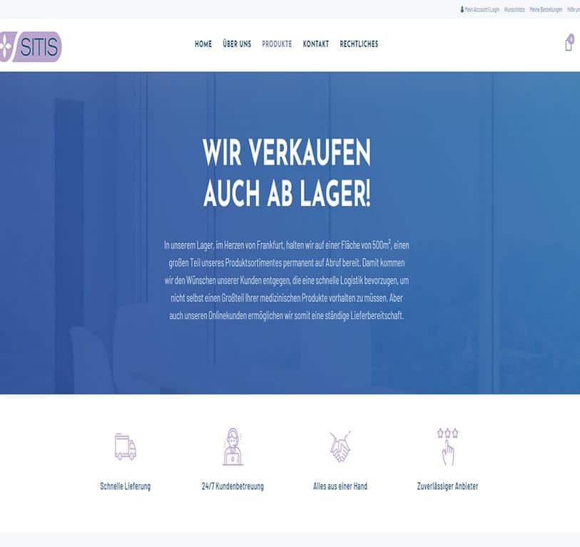 Medizinischer Fachhandel Sitis GmbH